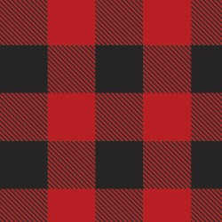 1637 Buffalo Plaid
