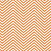 1611 Orange Chevron
