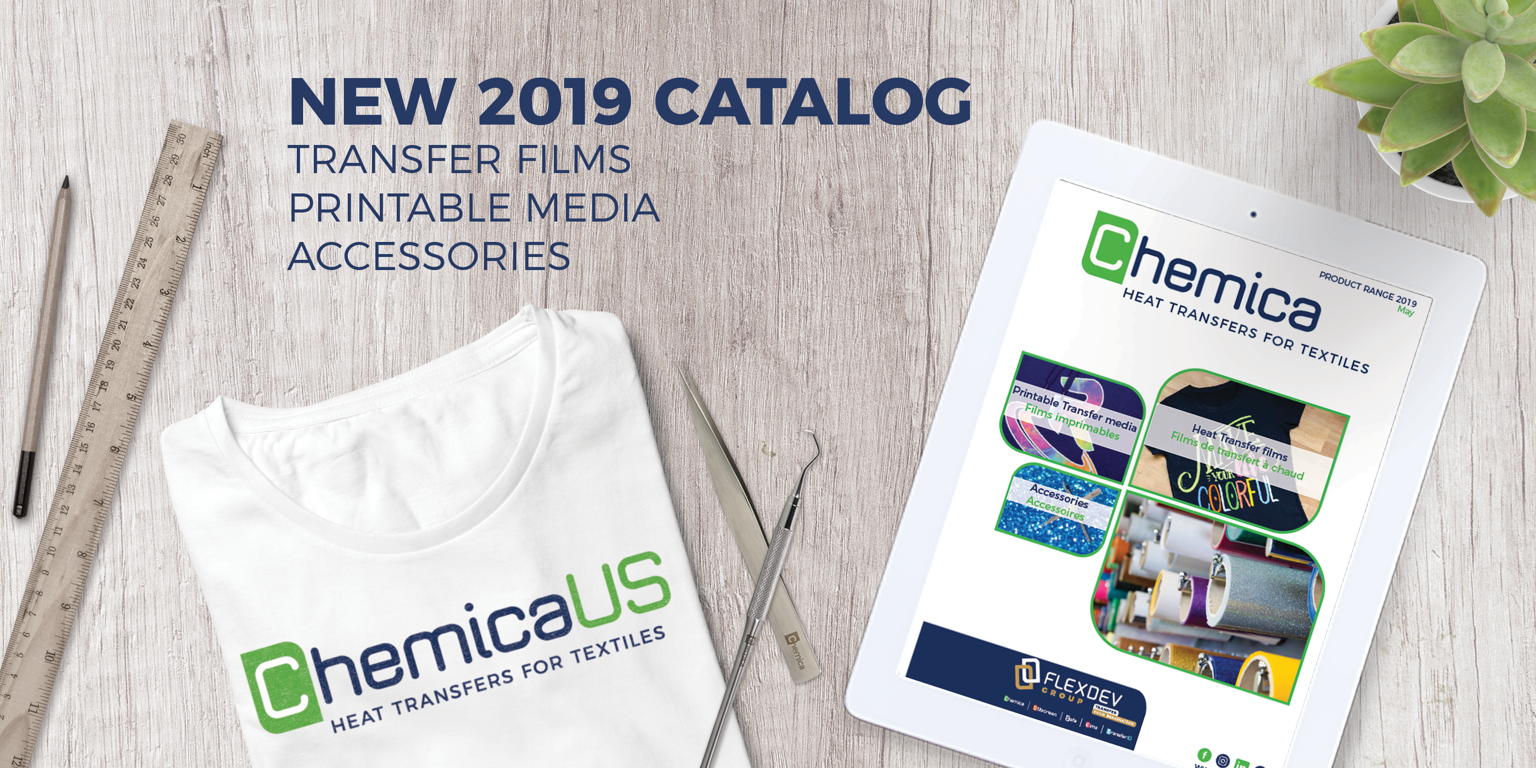 Our all new 2019 Catalog is now available!
