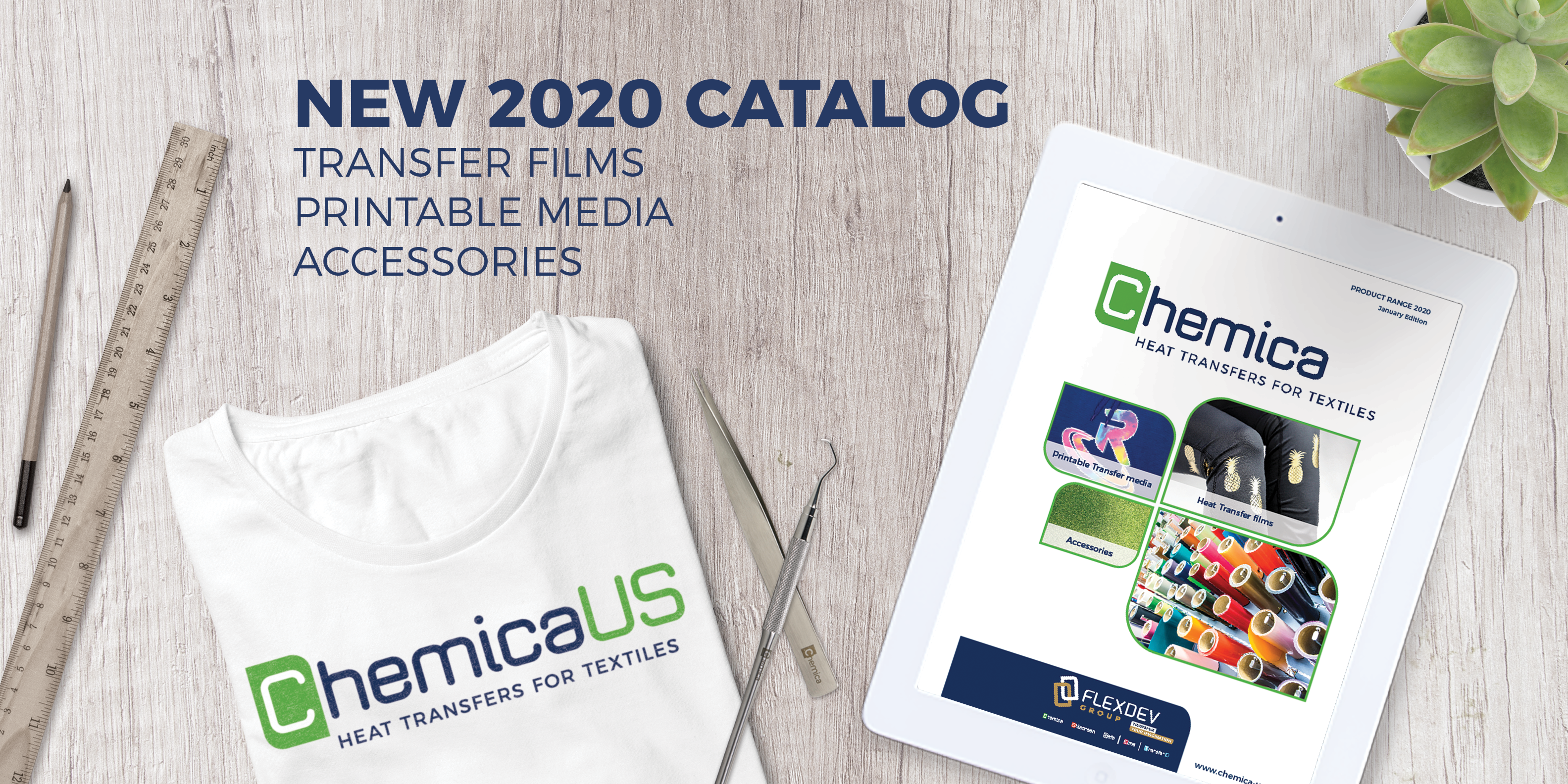 Our all new 2020 Catalog is now available!