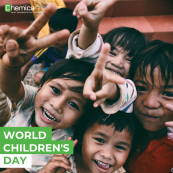 #WorldChildrensDay