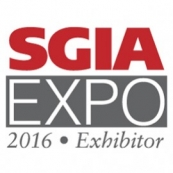 Please Join us at booth 317 at the 2016 SGIA Expo!