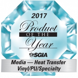 SGIA Judges Award HotMark Revolution 2017 Product of the Year