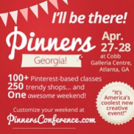 Pinners Conference in Atlanta
