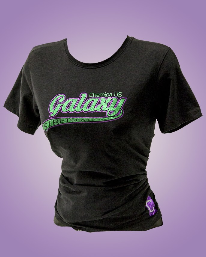 GALAXY 1109 PURPLE AND 1105 GREEN